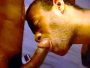 Two hot black studs in a very sexy anal hole