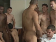 Interracial Group Video