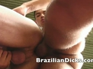 Hot brazilian threes..