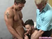 Tommy Defendi in horny threesome