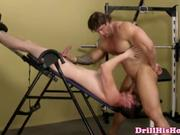 Zeb Atlas and Andrew Stark sixtynine