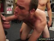 Straight instructor encounters gay sex