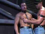 DILF Master pWNS His Submissive Partner