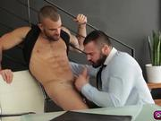 Boss's Sexual Means of Effective Suasion