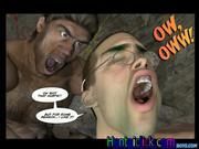 Naked primitif gay hunk hot anal jerked fun