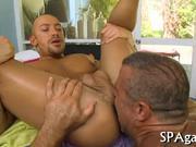 Sensual anal drilling