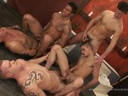 Giant Wild Free Gay Sex Orgy Celebration