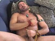 Anal Play Muscle Bear