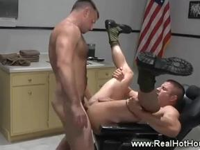 Hardcore Military Sex