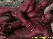 Sexy Gay Gangsta Hardcore Anal