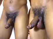 Big dick twins