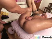 Masseuse Fondling Therapy
