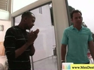 Black guy convincing..