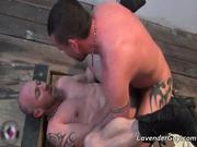 Ethan Ayers and Blake Oscar kinky gay