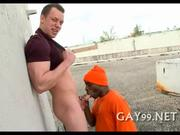 Great gay interracial fun