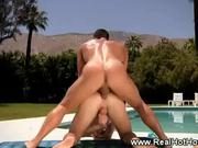 Gay bangs muscled guys butt doggystyle