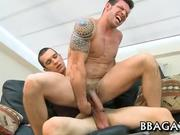 Mind-blowing blowjob with gays