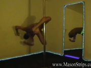 Male Stripper Pole Dancing