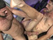 Ricky Larkin & Joe Parker - Hairy Horny Dilfs