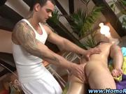Gay masseur straighty seduction