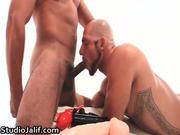 Rafa Madrid, Aitor Crash and Roko gay