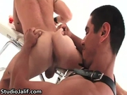 Rafa Madrid, Aitor Crash and Roko gay