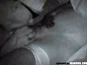 Amateur Night Vision Blowjob Footage