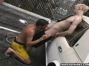 Andre and Joey's hot carwash