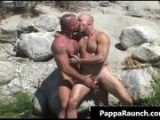 Nasty gay guy fucks this dude