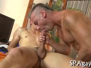 Exquisite gay blowjobs