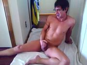 Home Alone (part 2) A NICE CUMSHOT