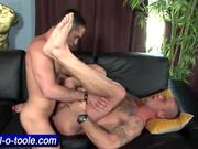 Pornstar hunk studs blowjob and fuck